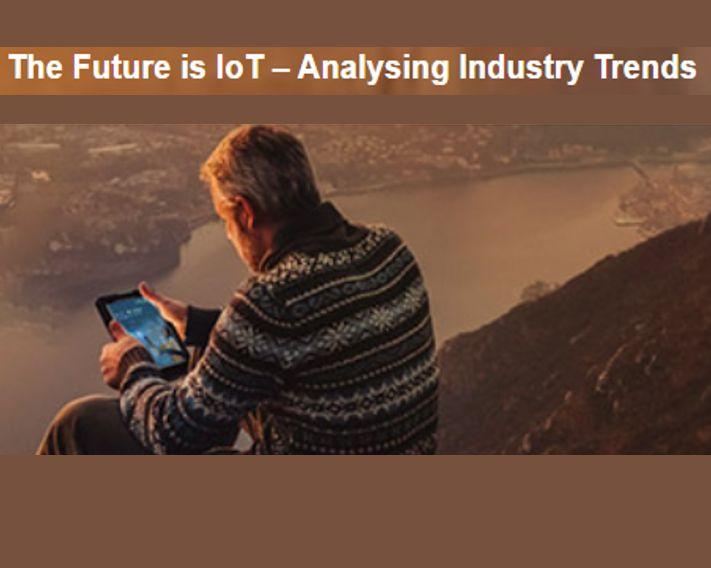 Une vaste étude de Farnell analyse les grandes tendances de l'IoT et son impact sur l'industrie