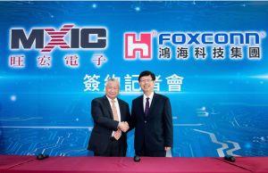 Foxconn entre sur le marché des semiconducteurs