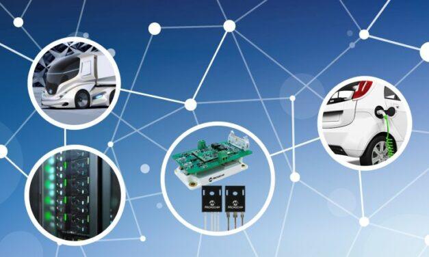 Microchip lance des Mosfet SiC 1700 V