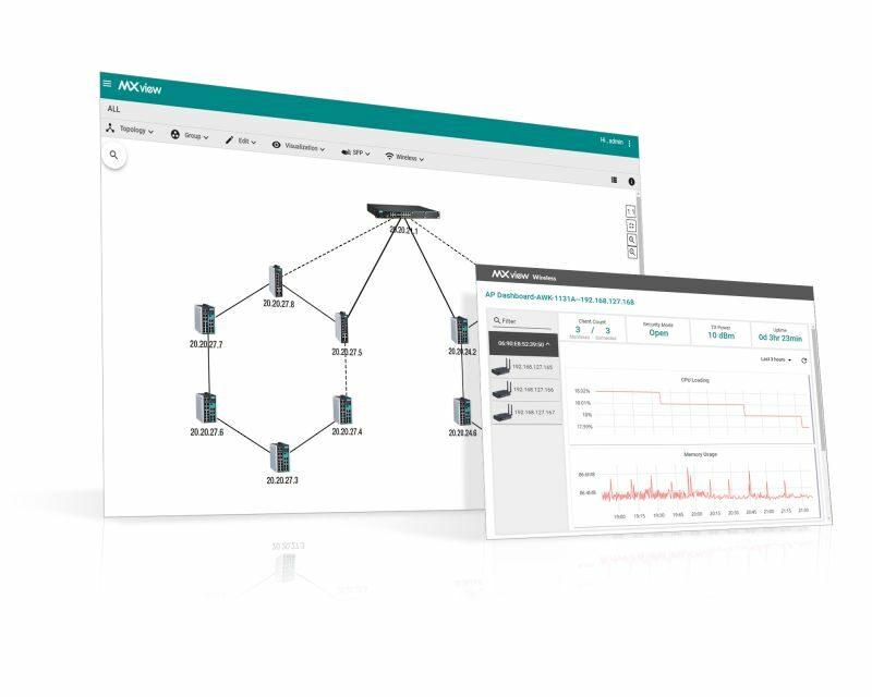Outil logiciel de gestion des réseaux sans fil utilisés dans l'industriel