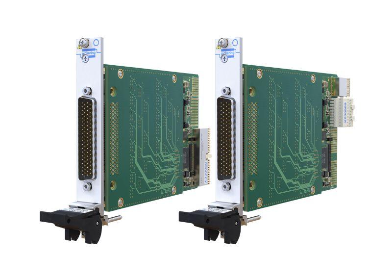 Des modules multiplexeurs PXI/PXIe optimisés pour les tests MIL-STD-1553