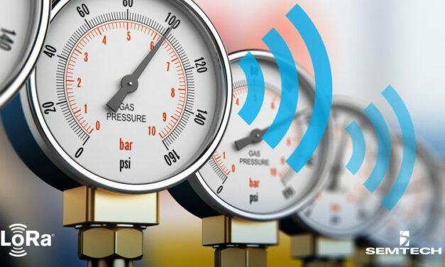 Semtech et eLichens s'associent en capteurs de fuite de gaz LoRaWAN