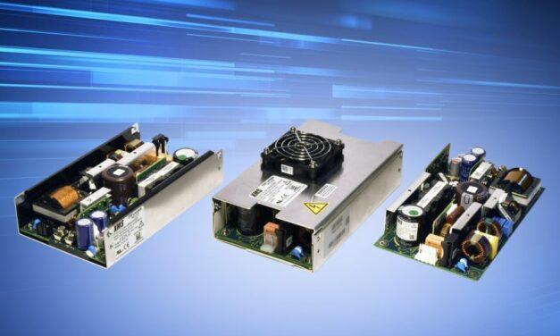 Alimentations AC-DC configurables de 500 W pour le médical