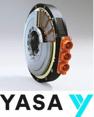 Mercedes-Benz rachète le fabricant de moteurs électriques Yasa