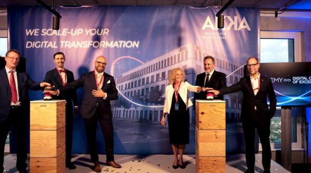 Akka crée un centre pour le numérique de 250 personnes à Leipzig