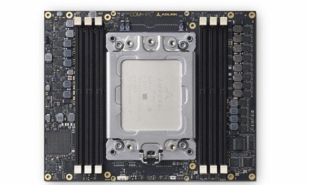 Adlink lance le premier module COM-HPC doté d'un processeur à 80 cœurs d'Ampere
