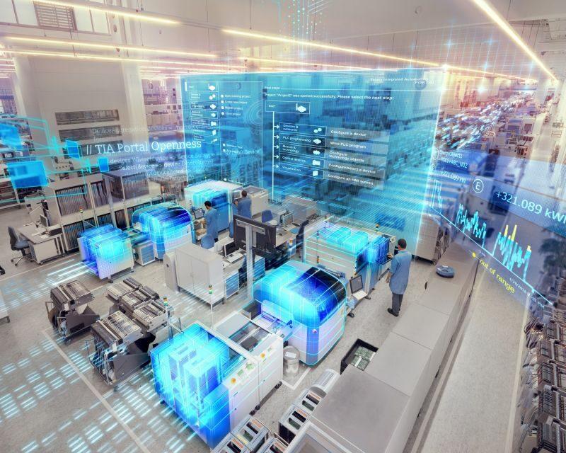 Digi-Key distribue les solutions de Siemens dédiées à l'industrie 4.0