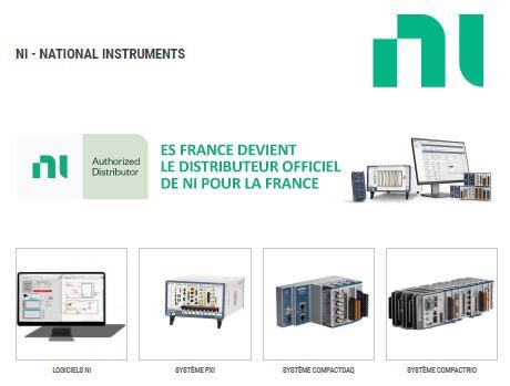 ES France rejoint le réseau de distributeurs agréés NI