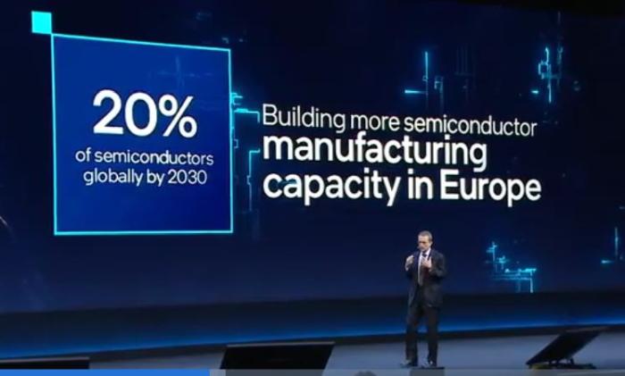 Intel projette d'investir 80 milliards dans 8 fabs en Europe d'ici 10 ans