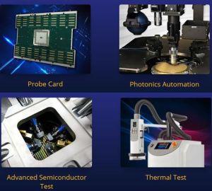 Test de semiconducteurs : MPI acquiert Celadon Systems