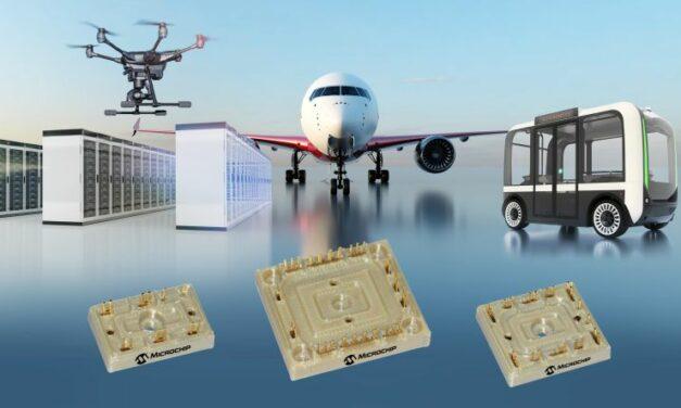 Modules de puissance pour l'aéronautique : masse en baisse, rendement en hausse
