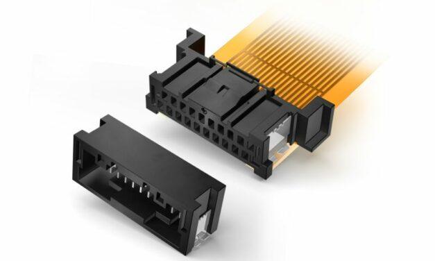 Connecteurs carte-à-FPC double rangée pour l'industrie automobile