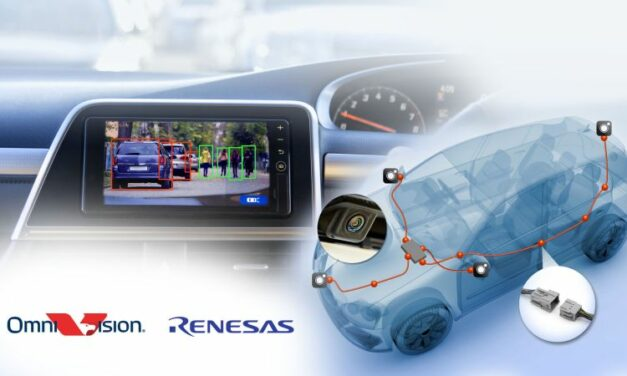 Le duo Renesas/OmniVision cible la vision appliquée à l'automobile