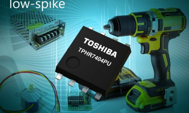 Transistor Mosfet de puissance canal N 40 V à faible EMI