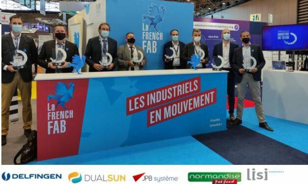 Lynred, Soitec et Thales Cholet distingués « Vitrines Industrie du Futur »