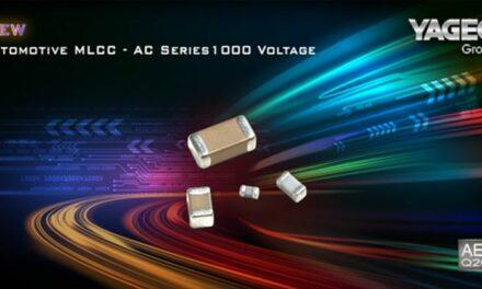 Condensateurs MLCC 1000 V pour l'automobile