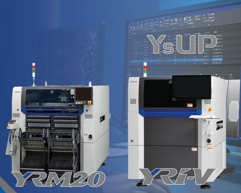 Yamaha dévoile des solutions de fabrication flexibles basées sur les données