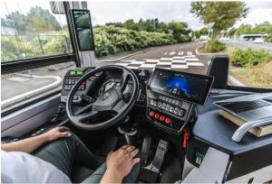 La RATP expérimente un bus 100% autonome sur une ligne classique