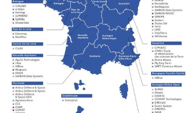 Les premiers lauréats du volet spatial de France Relance ont été désignés