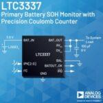 Circuit de diagnostic pour éléments de batterie primaires | Analog Devices