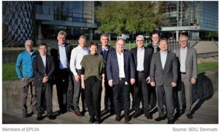 Composants passifs : Ralph Bronold et Christophe Pottier réélus président et vice-président de l'EPCIA