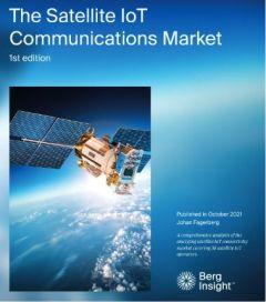 Communications IoT par satellite : 15,7 millions d'abonnements en 2025 ?