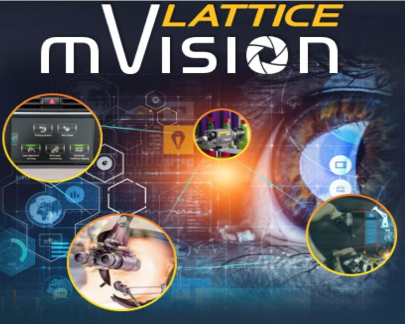 La vision embarque le traitement vidéo 4K basse consommation