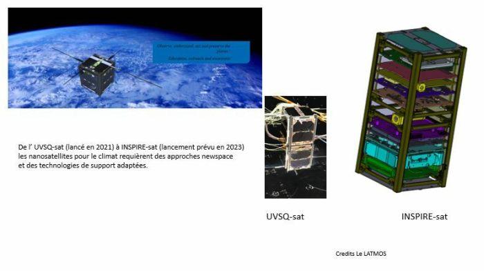 Trois PME normandes lancent une plateforme pour le développement d'antennes et de systèmes pour nanosatellites