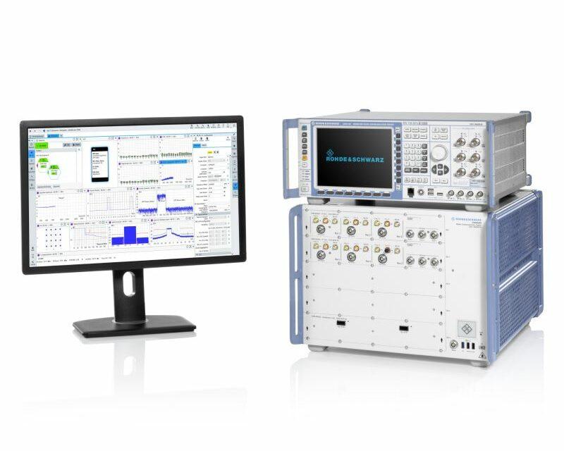 Rohde & Schwarz et Bluetest s'associent pour améliorer le test des technologies 5G NR