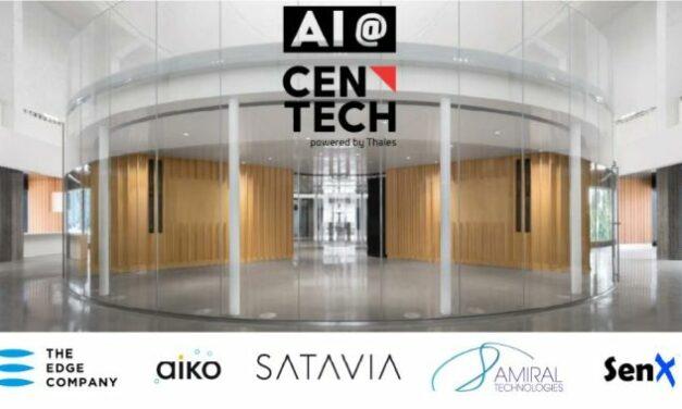 Deux start-up françaises de l'IA retenues par Thales pour son programme AI@Centech