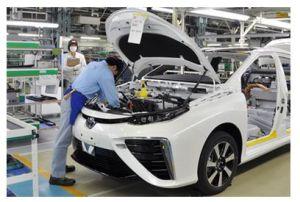 Toyota réduit de 100 000 à 150 000 véhicules ses prévisions de production pour novembre