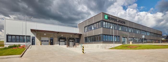 Pepperl+Fuchs installe une usine de cartes électroniques et de capteurs en République tchèque