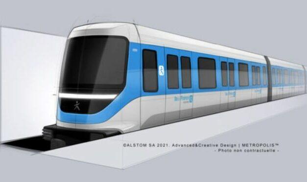 Alstom remporte le contrat du système de métro 100% automatique de la ligne 18 du futur métro francilien